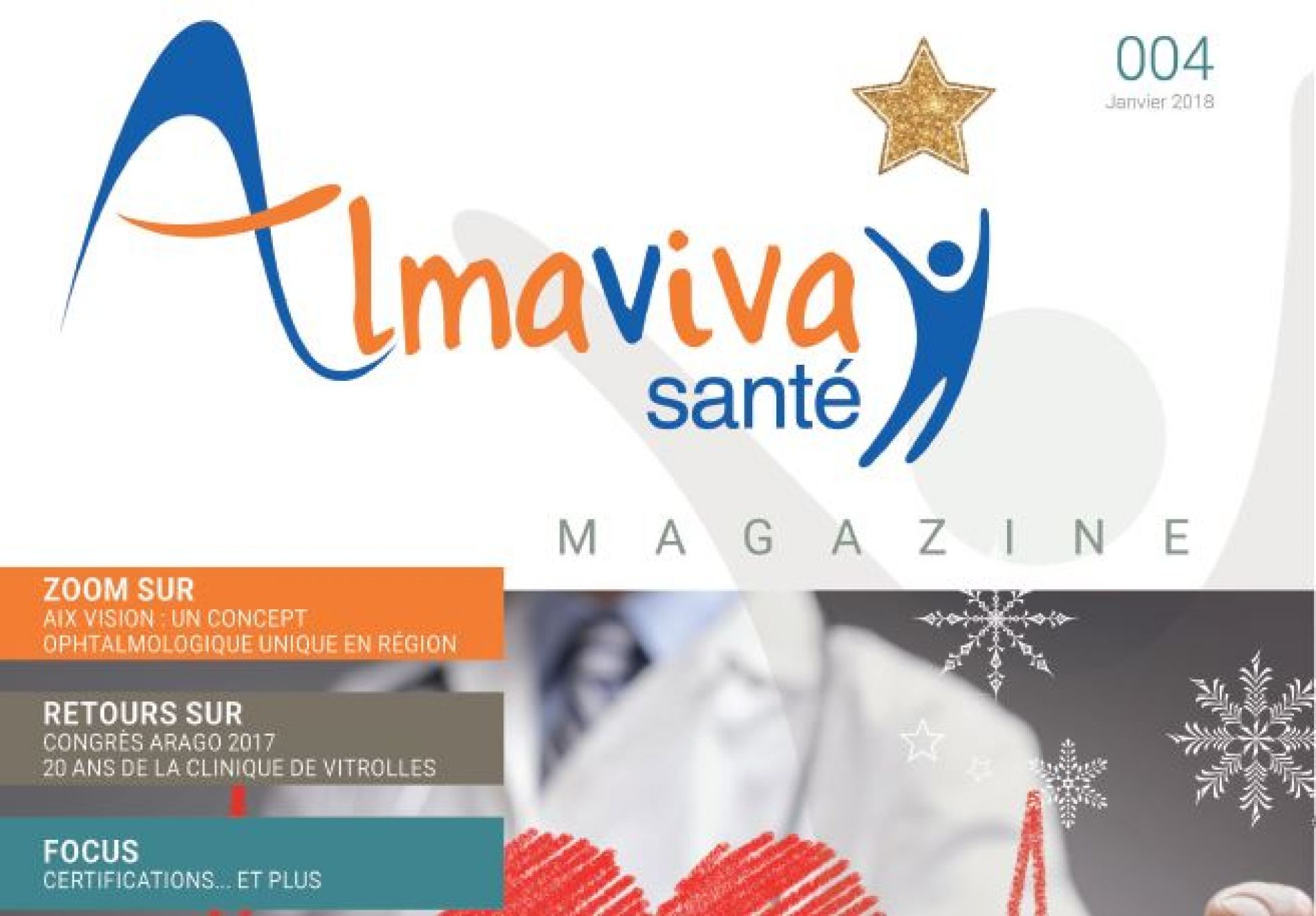 Magazine Almaviva Santé N°4
